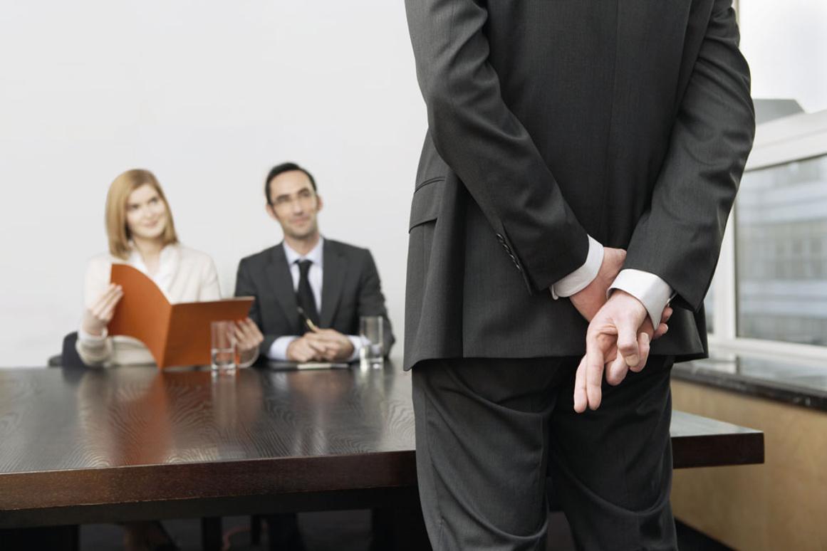 Проверка кадровых работников (HR-отдел)